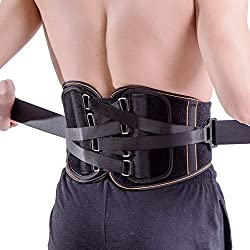 The Best Lumbar Back Support Brace Reviews 2019 Back
