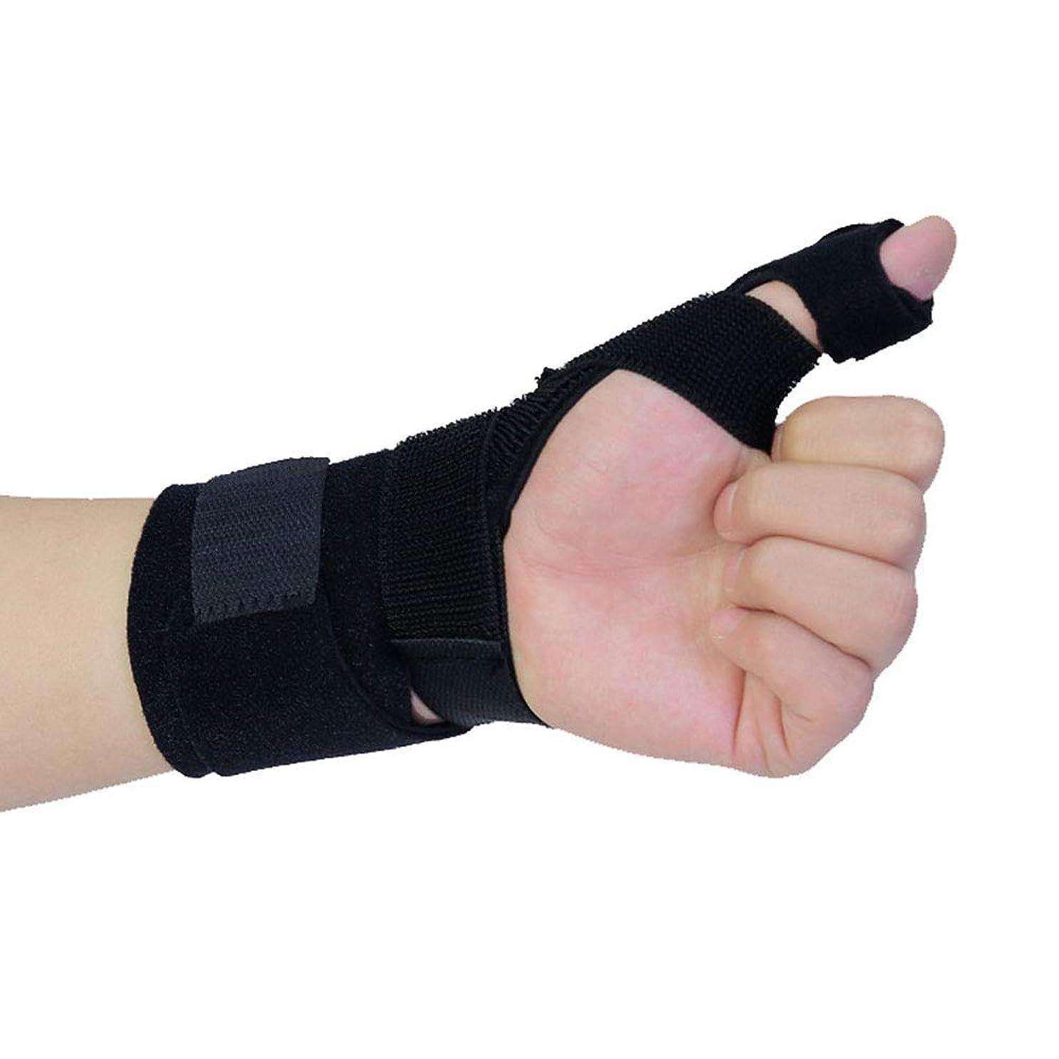 重さ印をつける増加する親指ブレース、関節炎、腱炎、手根管の痛みの軽減、軽量で 調節可能なサイズに適した調節可能なプロテクター
