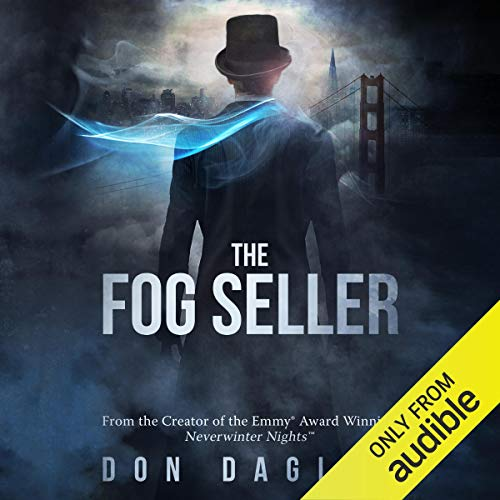 The Fog Seller audiobook cover art