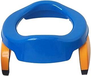 Potty Training Seat Children's Potty Training Seat Foldaway Child Toilet Seat Portable Urinal For Children Kids Travel Pot...