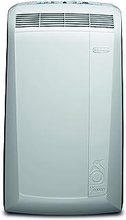 De'Longhi PAC N82 Eco Pinguino,Climatiseur mobile, Fonctions Ventilateur et Déshumidificateur, Gaz Naturel R290, Minuteur ...