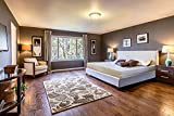 SLEEPERS HIGHEST QUALITY ITALIAN MATTRESSES Matelas Dormipure 140x190 cm Mousse à mémoire Épaisseur 16 cm Gel Mousse HD 9 Zones Équilibré