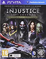 Injustice: Gods Among Us Ultimate Edition - (PS Vita) (輸入版)