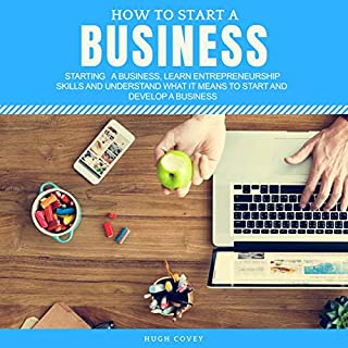 How to Start a Business cover art