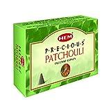 Best Incense Cones - HEM Precious Patchouli Incense Cones - Pack of Review