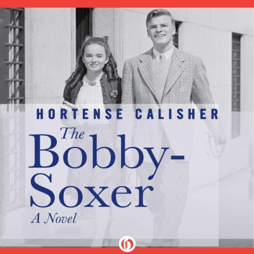 The Bobby-Soxer audiobook cover art