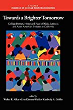 Towards a Brighter Tomorrow (Research on African American Education)