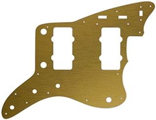 jazzmaster gold pickguard