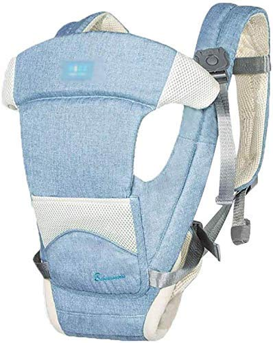 YXF Sedile per Bambini Messaggio Post-Partum Belt |Nursing Copertina |Grande Infant Carrier |Regalo Perfetto |Blue Strap