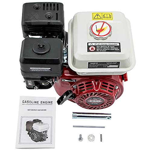 maXpeedingrods Lawn Mower Engine Motor Generator for Honda GX160 Go-Kart 3.6L, 5.5HP 215cc