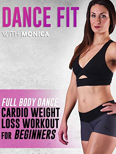 Full Body Dance Cardio Weight Loss Workout for Beginners | DanceFit with Monica