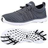 ALEADER Men's Xdrain Classic 3.0 Water Shoes Dark Gray 8.5 D(M) US