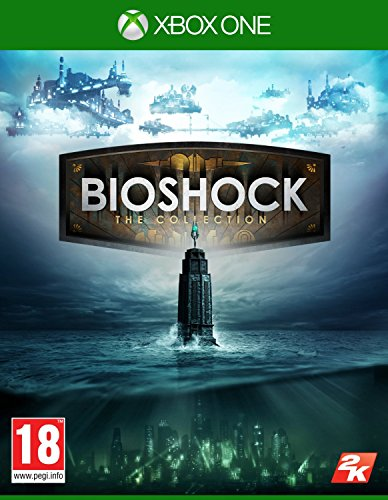 2K Bioshock: The Collection, Xbox One Básica + DLC Xbox One vídeo - Juego (Xbox One, Xbox One, Shooter, M (Maduro))