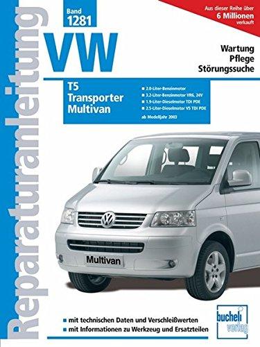 REPARATURANLEITUNG VW TRANSPOR