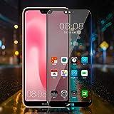 CQBKLXJY Verre trempé de confidentialité Compatible avec Huawei Y6 Y7 Pro Prime 2019 Mate 30 Lite...