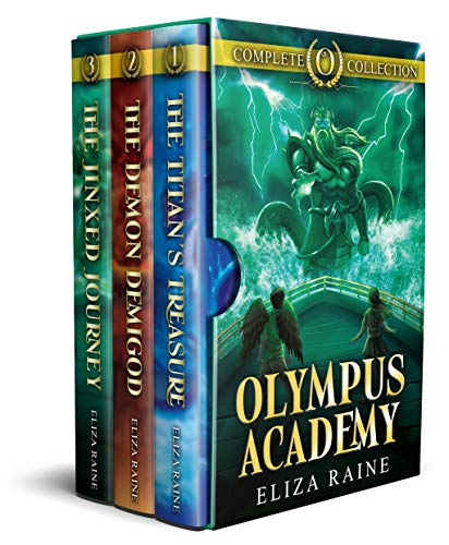 Olympus Academy: The Complete Colle…