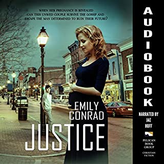 Justice                   By:                                                                                                                                 Emily Conrad                               Narrated by:                                                                                                                                 Jae Huff                      Length: 8 hrs and 28 mins     Not rated yet     Overall 0.0