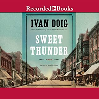 Sweet Thunder: A Novel audiobook cover art