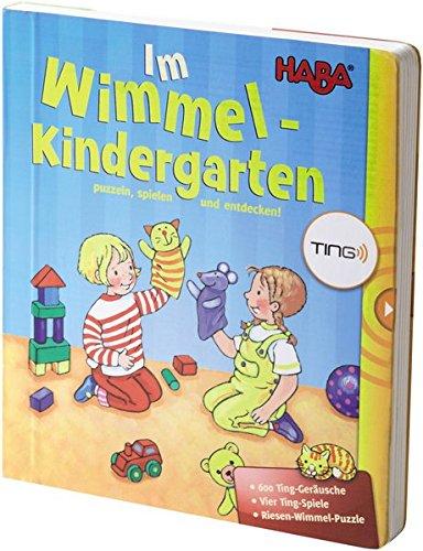 Im Wimmel-Kindergarten - Puzzeln, spielen und entdecken (Ting)
