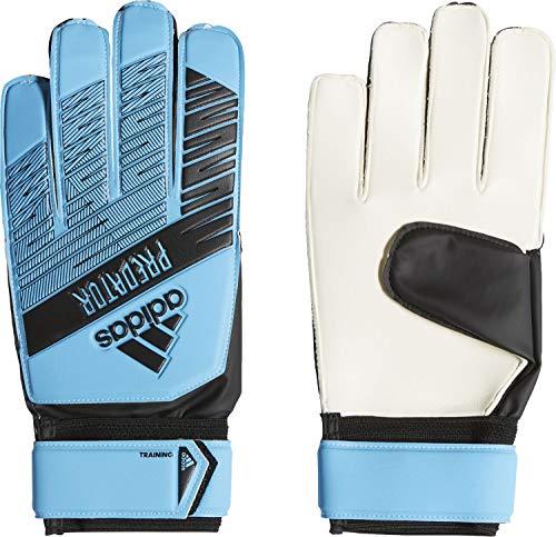 adidas Predator Training - Guantes de Portero para Hombre (Talla 7), Color Azul y Negro