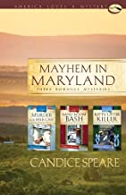 Mayhem in Maryland: Murder in the Milk Case/Band Room Bash/Kitty Litter Killer (Trish Cunningham Mystery Series Omnibus) (America Loves a Mystery: Maryland)