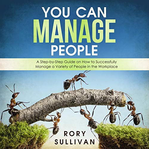 You Can Manage People audiobook cover art