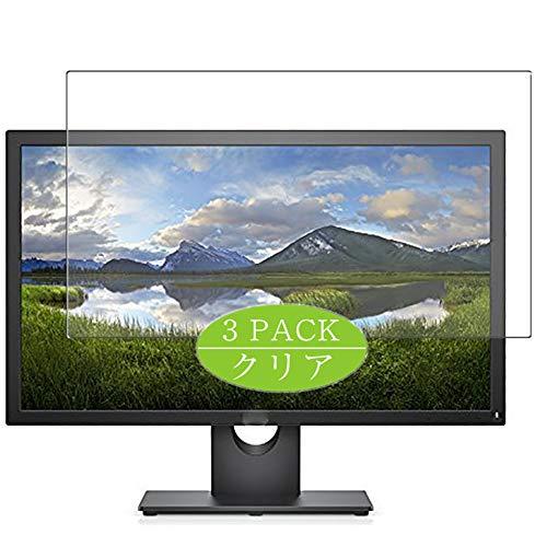 VacFun 3 Piezas HD Claro Protector de Pantalla para DELL e2318h / e2318hn / e2318hx / e2318hr / e2318 23' Display Monitor,...