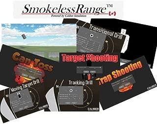 smokeless range simulator