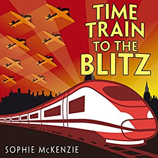 Time Train to the Blitz cover art