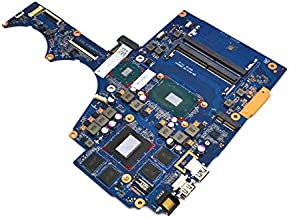 HP Notebook 15-AY I7-6700HQ 2.60GHZ 965M 4GB Motherboard 859750-001 862987-001