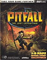 Pitfall® - The Lost Expedition? Official Strategy Guide de Tim Bogenn