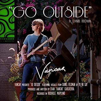 Go Outside (feat. Daniel Feldman)