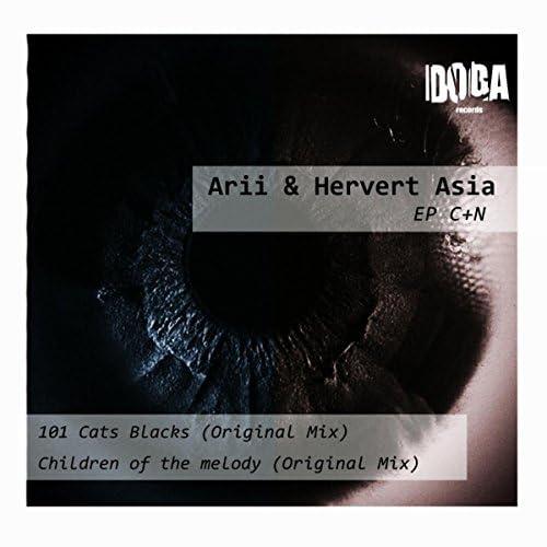 Arii and Hervert Asia