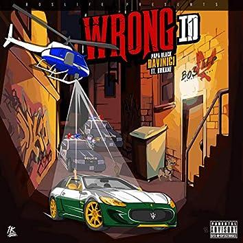 Wrong iD (feat. Kokane)