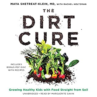 The Dirt Cure cover art