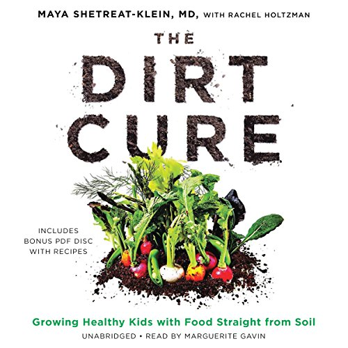 The Dirt Cure audiobook cover art