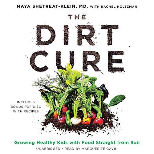 Page de couverture de The Dirt Cure
