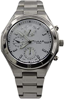 Men's Stainless Steel Chronograph Wrist Watch 0017SMP36I