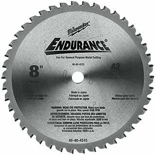 Best 8 inch metal cutting circular saw blades Reviews
