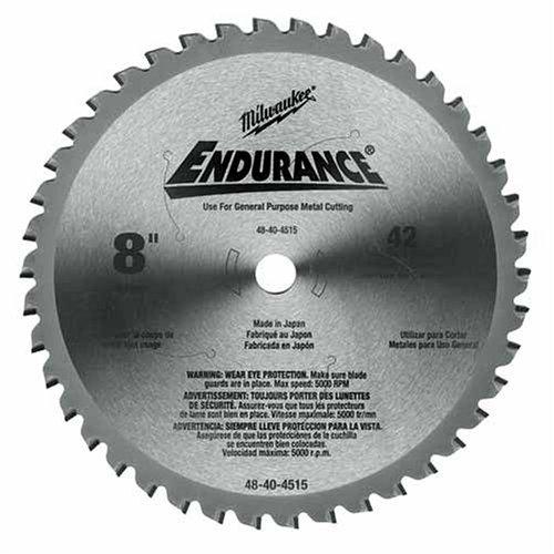 Milwaukee Electric Tool 48-40-4515 Circular Saw Blade, 8