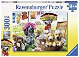 Ravensburger Laundry Day 300 Piece Jigsaw Puzzle for Kids - Every Piece is Unique, Pieces Fit Together Perfectly