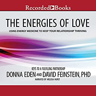 The Energies of Love audiobook cover art