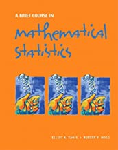 Best a course in mathematical statistics Reviews