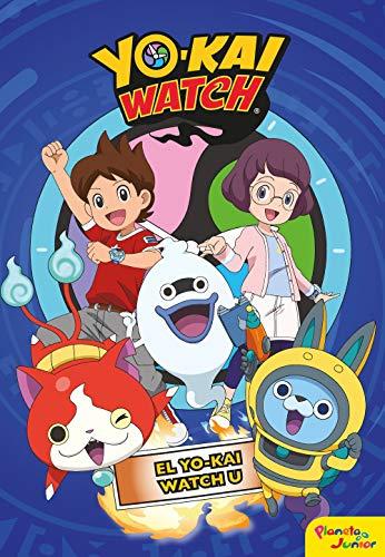 Yo-kai Watch.  El Yo-kai Watch U: Narrativa 7