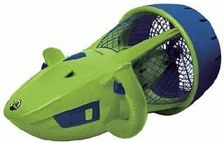 JIEJIE Bajo el Agua Scooter, no tripulado Robot Explorador Buceo eléctrico Dual..
