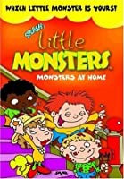Little Monsters: Monsters at Home [DVD] [Import]