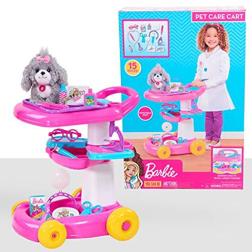 Barbie Pet Care Cart