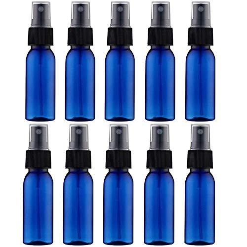 Pak van 10 Spray Fles Fijne Mist Lege Blok fles Bule Travel Atomiser Spray Flessenset 30ml Bule