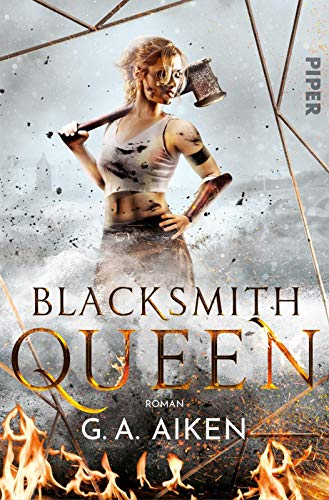 Blacksmith Queen: Roman