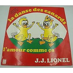 la danse des canards - la danse des petits chats (33 tours)